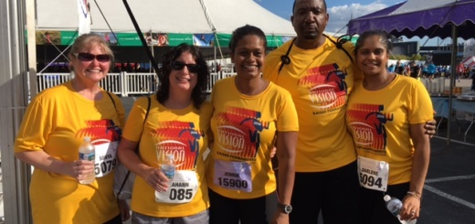 Associates at the KP Run/Walk