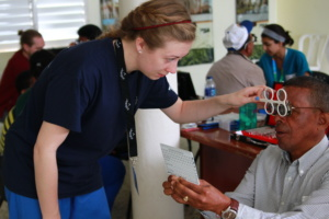 Volunteer in the Dominican Republic