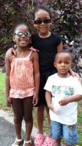 Children in Sint Maarten