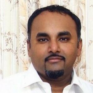 RSC associate Shajan T.