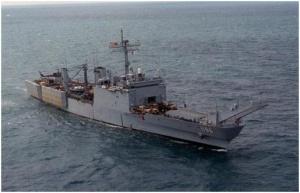USS Harlan County