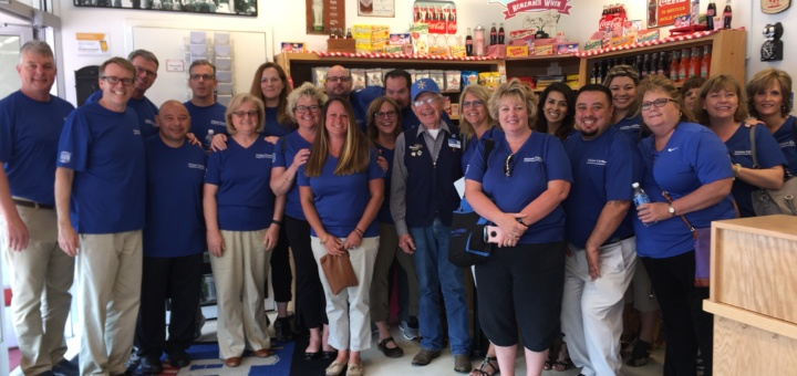 National Vision at Walmart Shareholder's Meeting