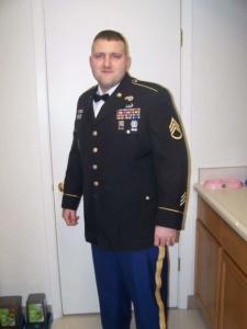 US Army Veteran William Seeley