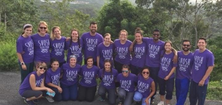 Honduras SVOSH Team