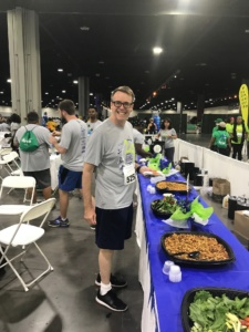 CEO at the KP Run/Walk