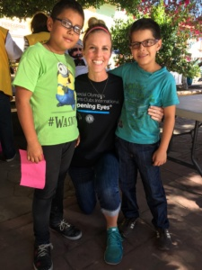 Volunteer with Children in Mexico