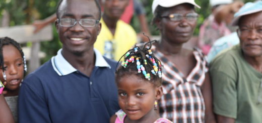 Local Haitians in need of glasses