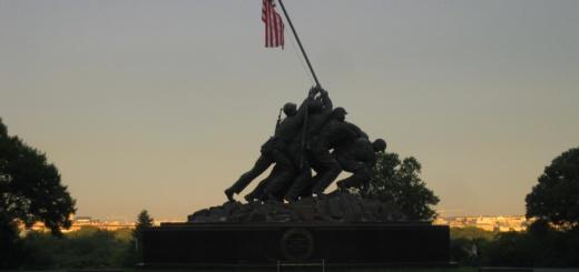 Marine Corps War Memorial